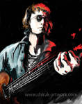 Lennon - comic panel