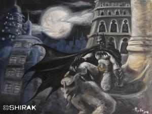 Batman comission
