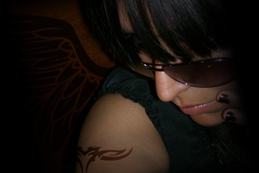 mis alas y mi tattoo