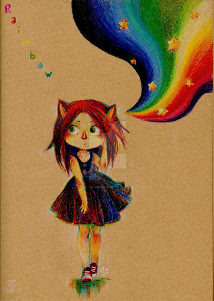 Rainbow by Little-Mana