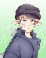 Art Trade, Neko Boy by Nakama95