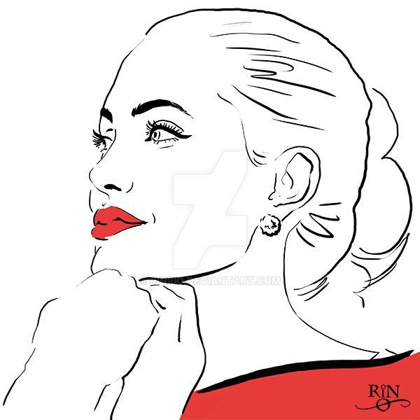Angelina by RinRio