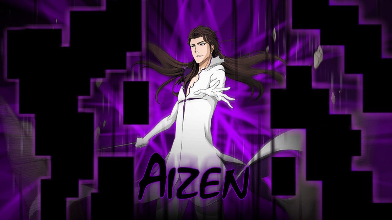 Hogyoku Aizen Wave Wallpaper Bleach Brave Souls By Xcynd3r On Deviantart