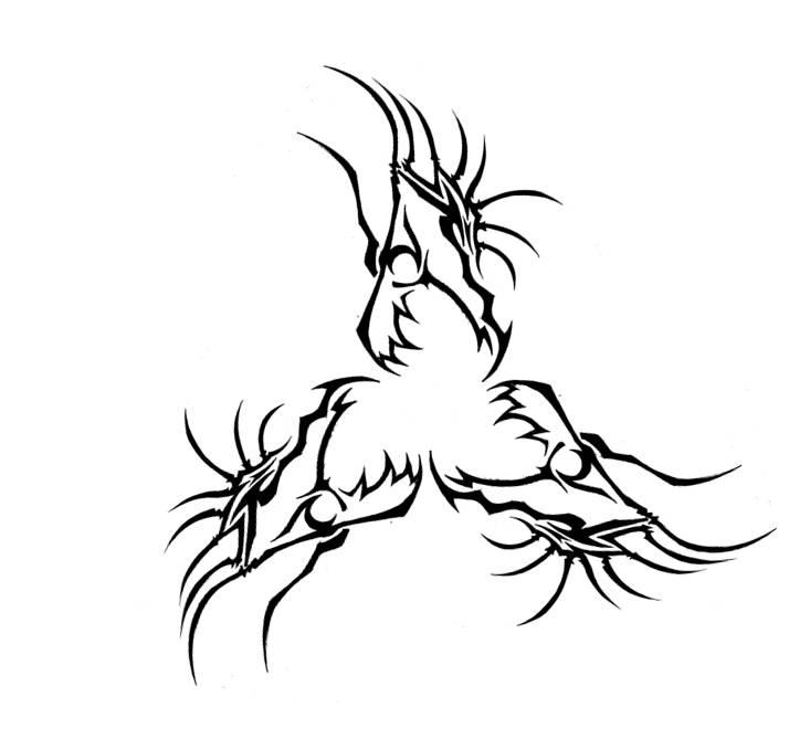 triskell tattoo