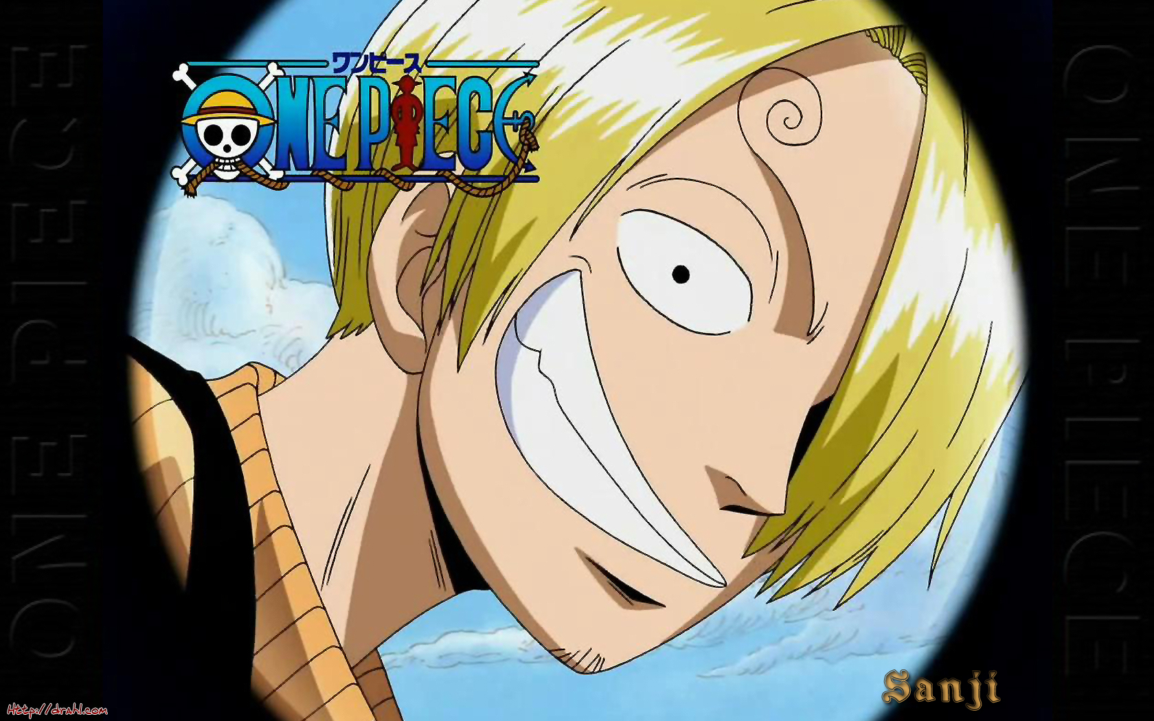 One Piece Sanji Theme By Dhariondrahl On Deviantart