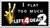 Left 4 Dead 2 stamp by DharionDrahl