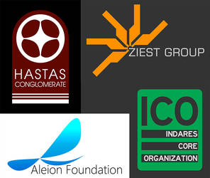 Corporate Logos by Lt-Commander
