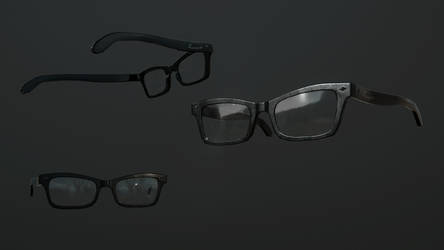 Fallout 3 Sunco Glasses by Lt-Commander