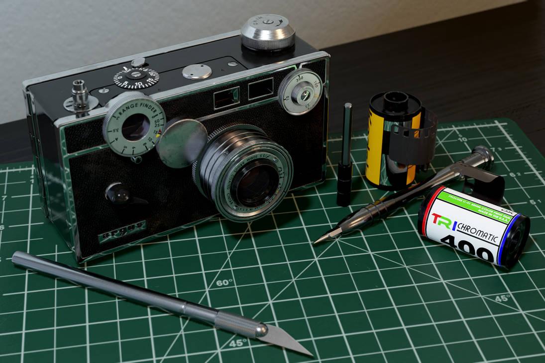Argus C3 Rangefinder Camera by Lt-Commander on DeviantArt