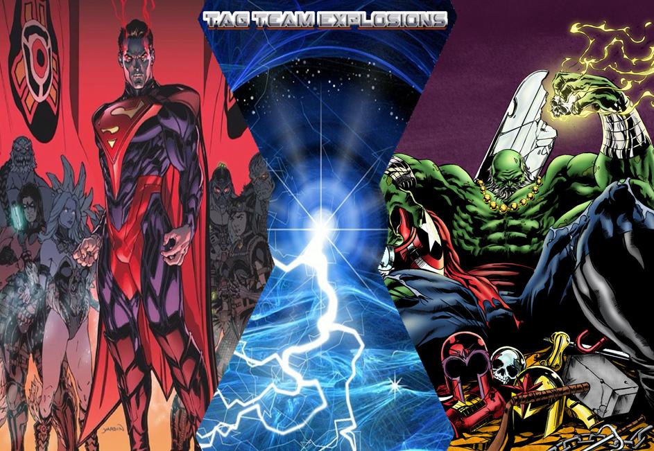 TTE Regime Superman  Maestro by derekmetaltron