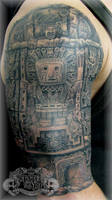 Inca by state-of-art-tattoo