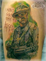 Blain by state-of-art-tattoo