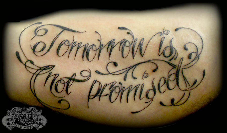 Text by state-of-art-tattoo