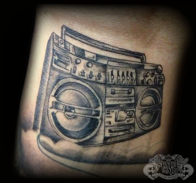 Boombox by state-of-ar...