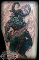 World of warcraft by state-of-art-tattoo