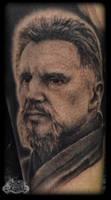 Ra's al Ghu by state-of-art-tattoo
