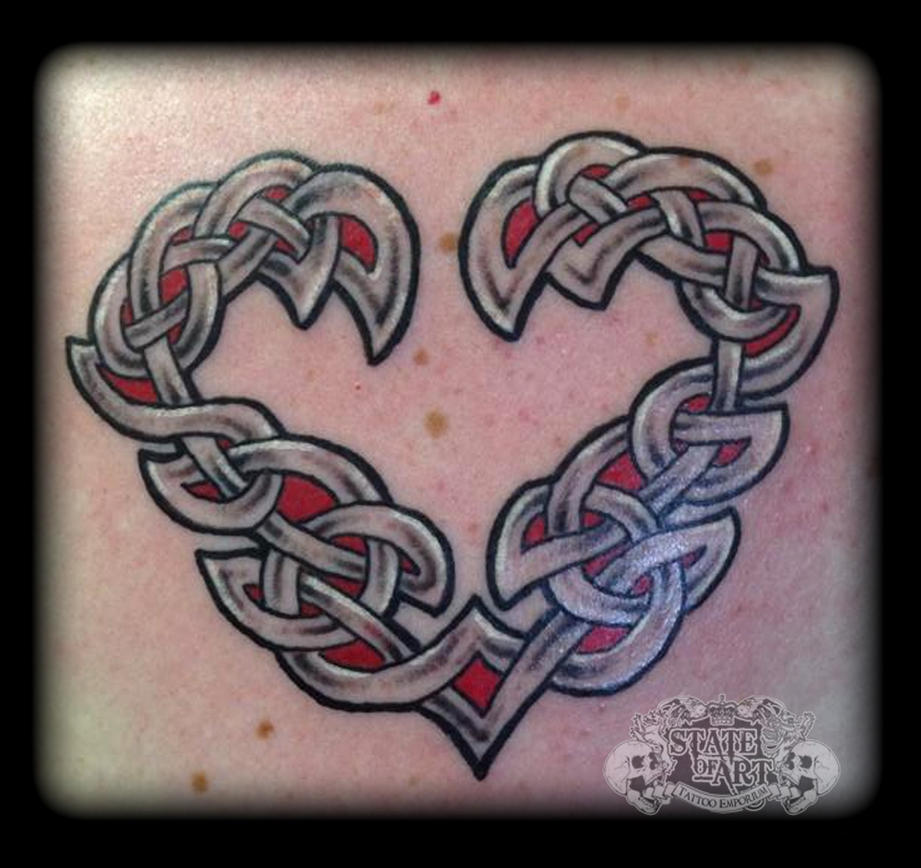 Celtic by state of art tattoo on deviantart for State of the art tattoo