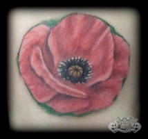 Poppy by state-of-art-tattoo