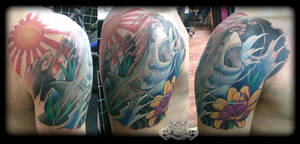 shark by state-of-art-tattoo
