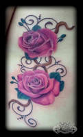 Roses by state-of-art-tattoo