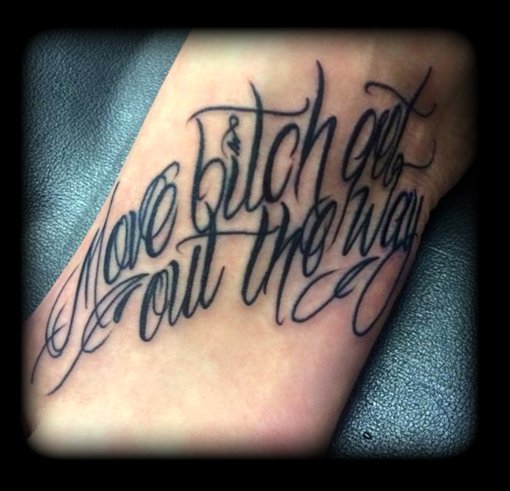 Script by state of art tattoo on deviantart for State of the art tattoo
