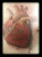 Heart by state-of-art-tattoo