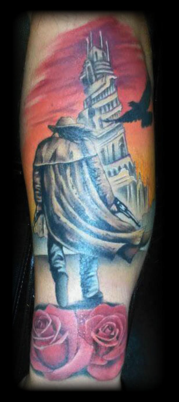 Dark tower by state of art tattoo on deviantart for State of the art tattoo