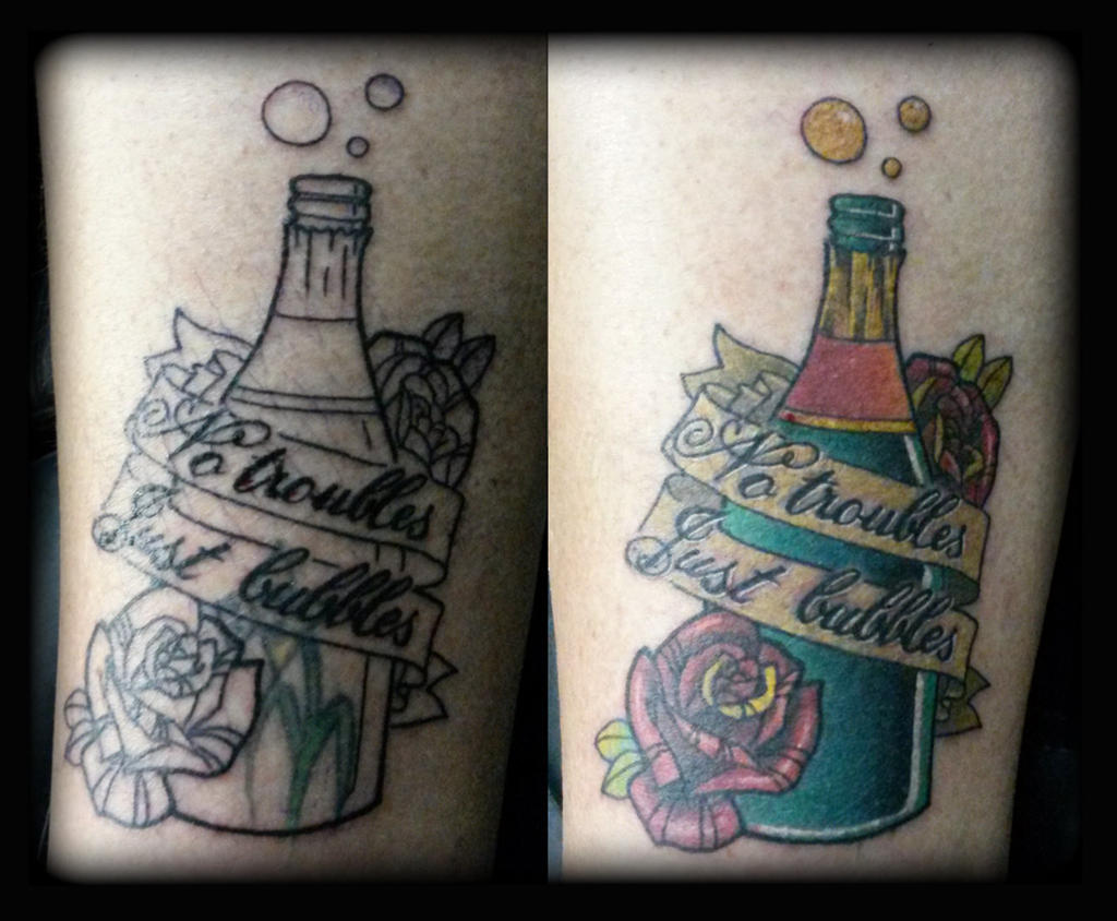 Bubbles by state-of-art-tattoo
