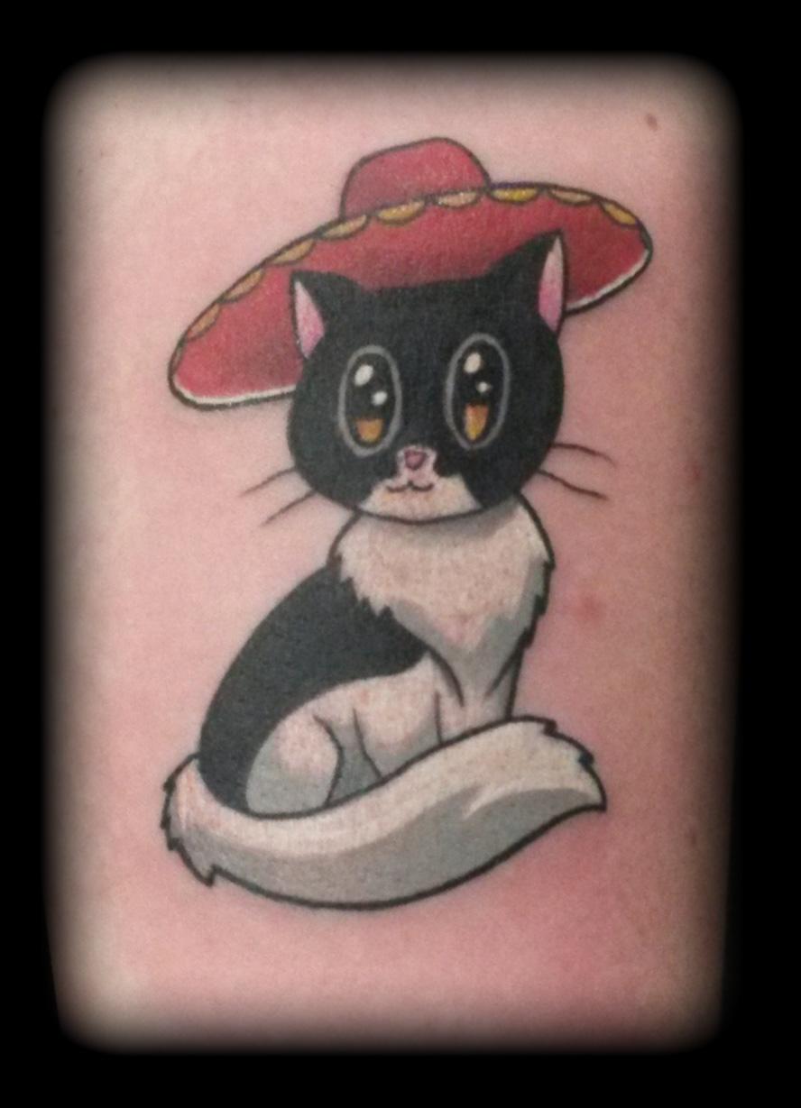 Ghibli by state-of-art-tattoo