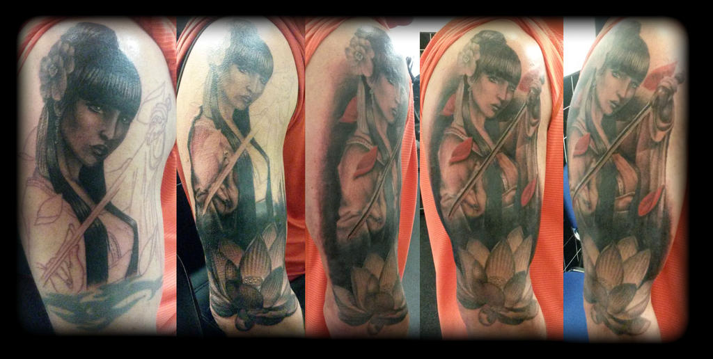 Geisha coverup by state-of-art-tattoo