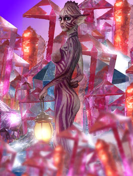 World of Glass: Crystal Spires 3