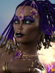 Nubia for G8F by TwiztedMetal  and OziChick