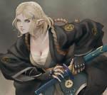 Zelda - Samurai Sword