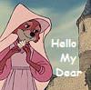 Hello My Dear by GreenSkullplz