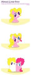 Mytosis Little Pony by MrBastoff