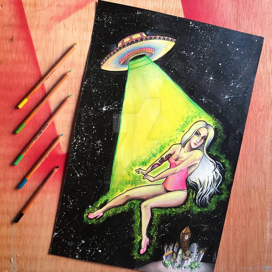 Cosmic Cynthia by MariaKillsxx