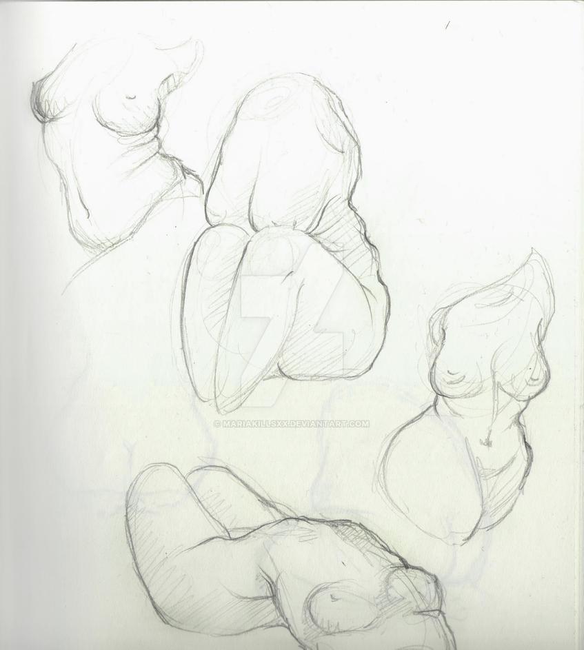 Sketches by MariaKillsxx