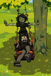 Not Karkats kind of wuthering heights