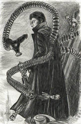 Doctor Otto Octavius - SM2 by cocohints