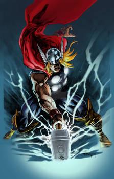 Thor by Steph