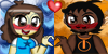 ashleyXwill icon by Scarlet-Magus714