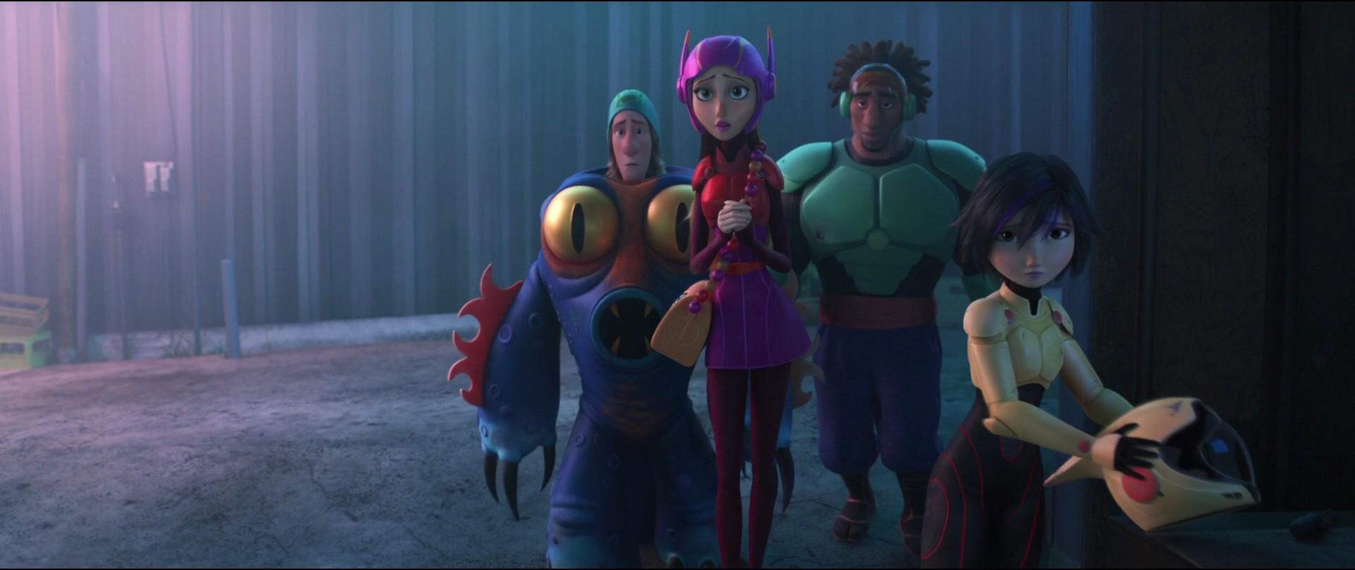 Big Hero 6 Screencaps