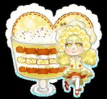 Banana Pudding by ScarletDestiney