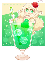Cream Soda by ScarletDestiney