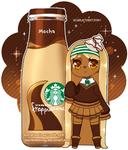 Starbucks Sorority: Mocha Frappuccino