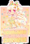 C |Funfetti Birthday Cake