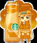Starbucks Sorority: Caramel Frappuccino