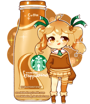 Starbucks Sorority: Coffee Frappuccino