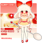 SWEETICALS: The Shortcake (Old Design)