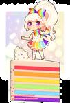 Rainbow Cake (Remake)